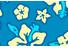 La Siesta Hawaii - Hamac - bleu